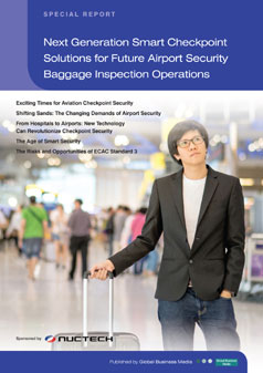 Next Generation Smart Checkpoint Solutions for Future Airport Security Baggage Inspection Operations