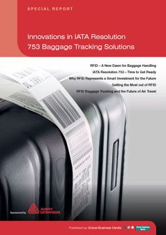 Innovations in IATA Resolution 753 Baggage Tracking Solutions
