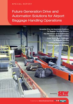 Future Generation Drive and Automation Solutions for Airport Baggage Handling Operations