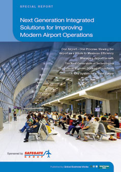 Next Generation Integrated Solutions for Improving Modern Airport Operations