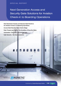 Next Generation Access and Security Gate Solutions for Aviation Check-in to Boarding Operations