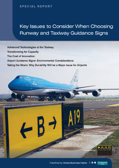 Key Issues to Consider WHen Choosing Runway and Taxiway Guidance Signs